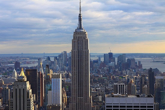 visiter empire state building
