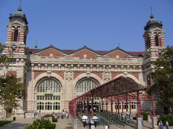 musée Ellis Island
